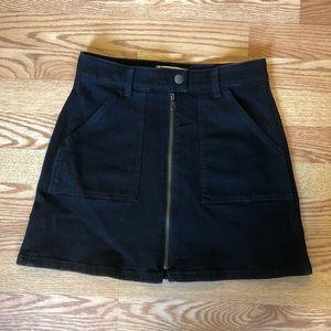 Madewell Utility Skirt size 25